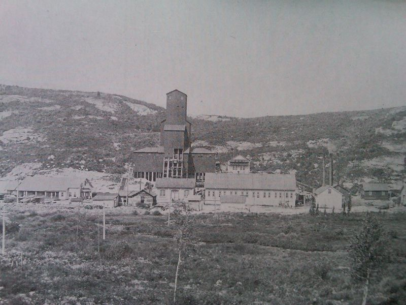 Levack Mine