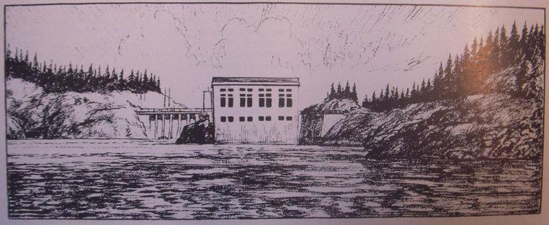 Big Eddy Power Plant